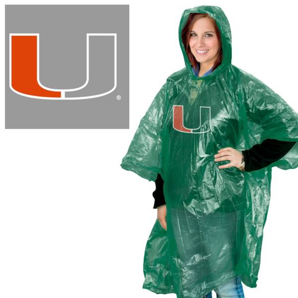 Wincraft Miami Hurricanes Poncho product image