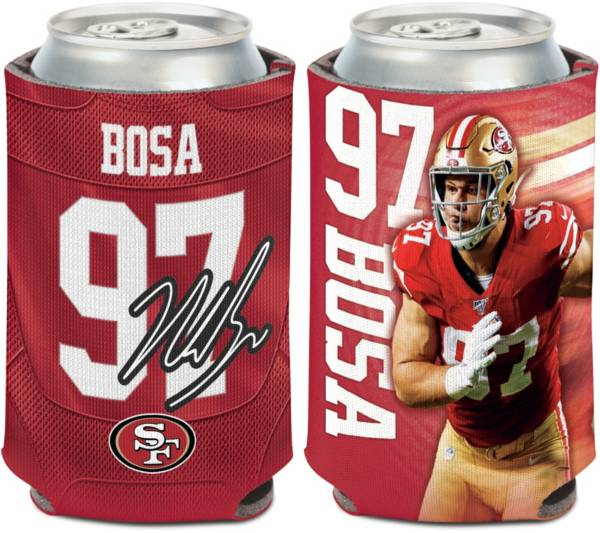 WinCraft Kansas City Chiefs Nick Bosa Can Coozie product image