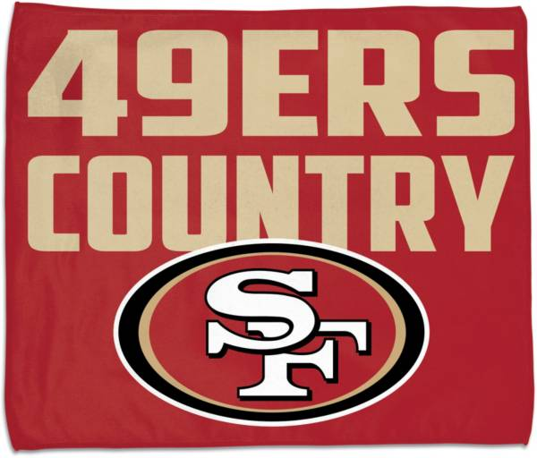 WinCraft San Francisco 49ers Rally Towel product image