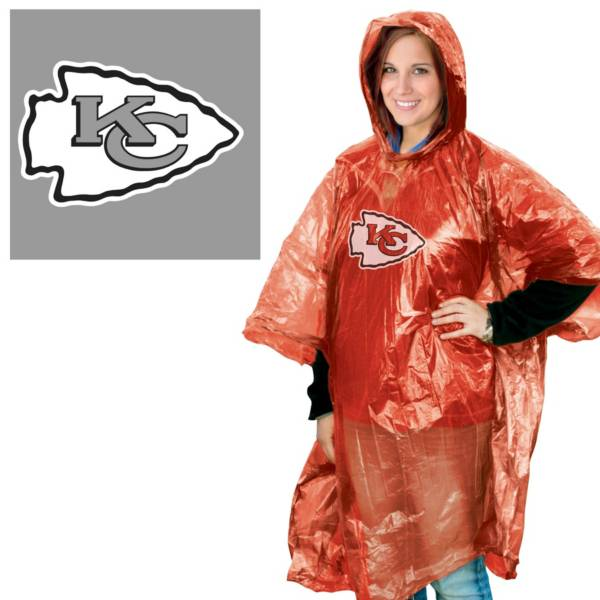 Wincraft Kansas City Chiefs Poncho product image