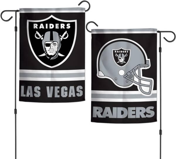 WinCraft Las Vegas Raiders Garden Flag product image