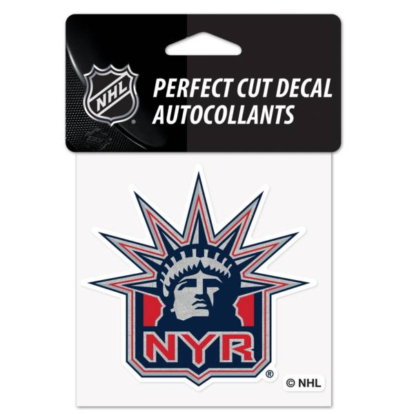 WinCraft New York Rangers 4'x4' Decal product image