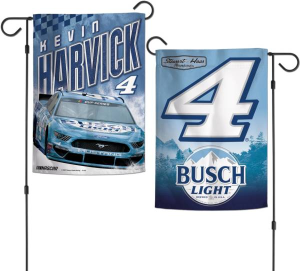 WinCraft Kevin Harvick #4 Garden Flag product image