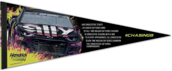 WinCraft Jimmie Johnson #48 Premium Pennant product image