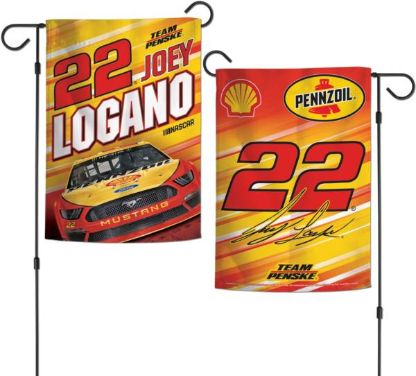 WinCraft Joey Logano #22 Garden Flag product image