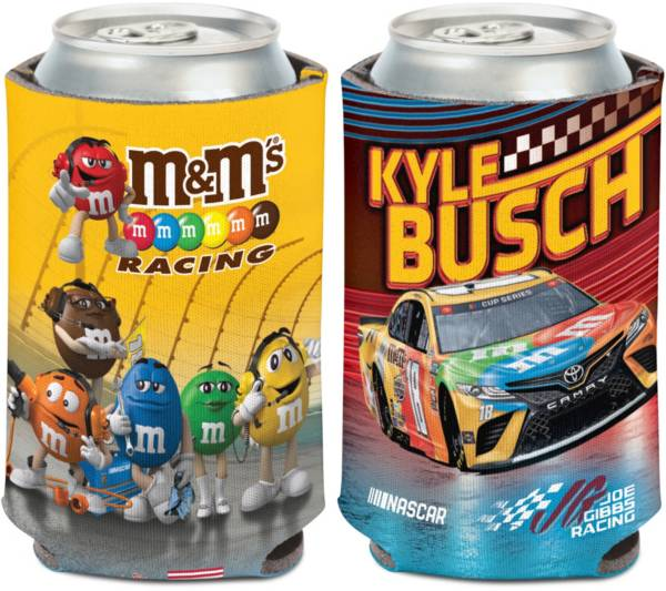 WinCraft Kyle Busch #18 Can Cooler product image