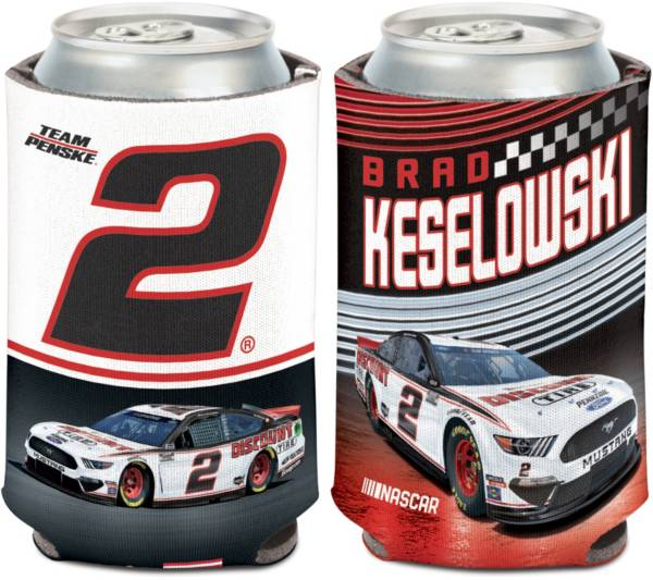 WinCraft Brad Keselowski #2 Can Cooler product image