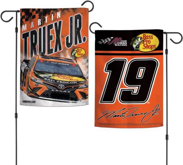 WinCraft Martin Truex Jr. #19 Garden Flag product image