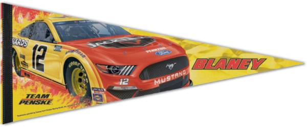 WinCraft Ryan Blaney #12 Premium Pennant product image