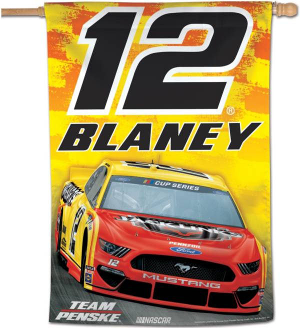 WinCraft Ryan Blaney #12 Banner Flag product image