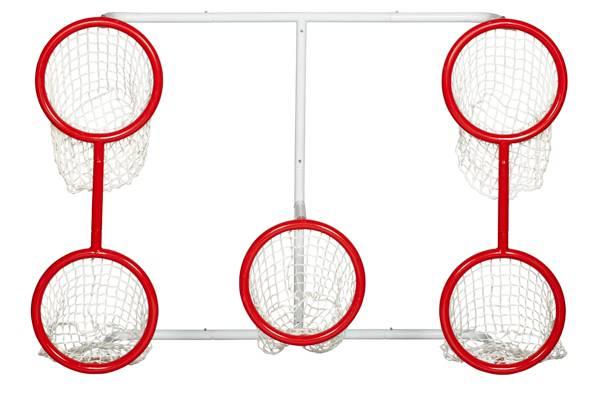Winnwell HD 5-Hole Skill Ice Hockey Net product image