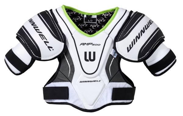 Winnwell Youth Amp 500 Ice Hockey Shoulder Pads product image