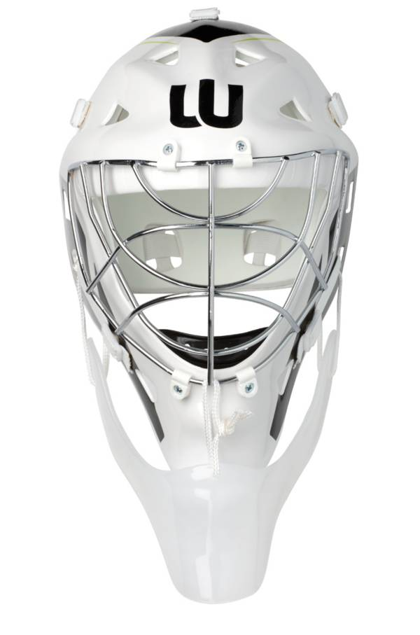 Winnwell Premium Street Hockey Goalie Mask product image