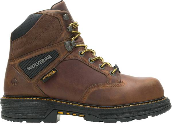 """Wolverine Men's Hellcat 6"""" Soft Work Boots product image"""