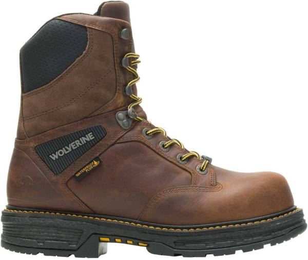 """Wolverine Men's Hellcat 8"""" Insulated Composite-Toe Boots product image"""
