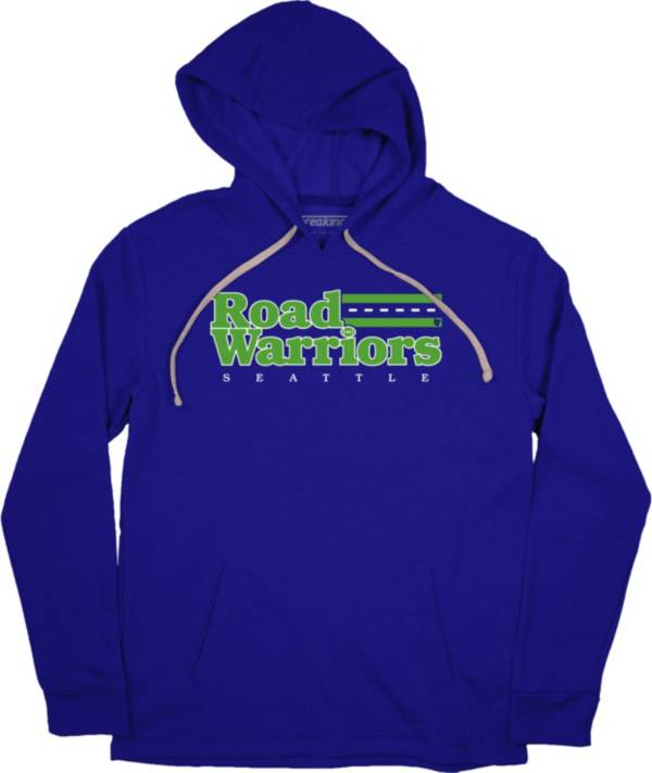 BreakingT Men's Road Warriors Royal Pullover Sweatshirt product image