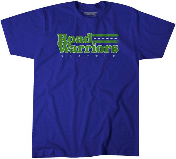 BreakingT Men's Road Warriors Royal T-Shirt product image