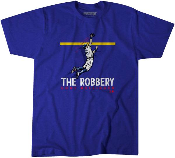 BreakingT Men's The Robbery T-Shirt product image