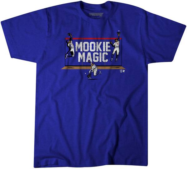 BreakingT Men's LA Mookie Magic Blue T-Shirt product image