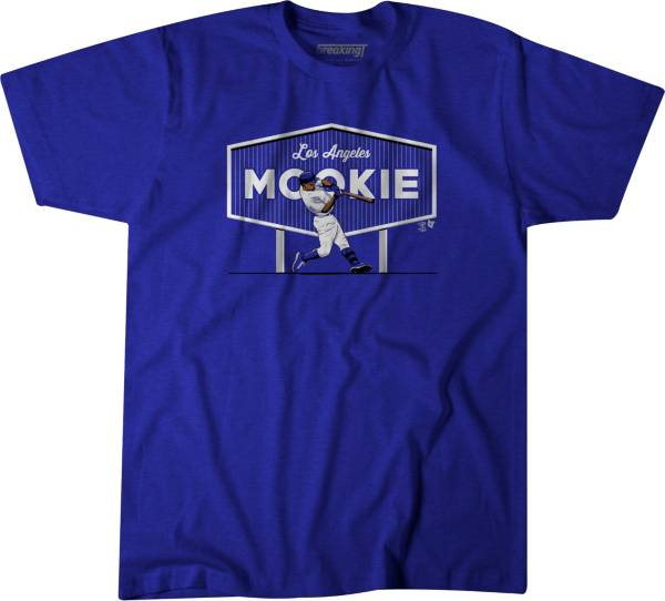 BreakingT Men's Mookie Blue T-Shirt product image