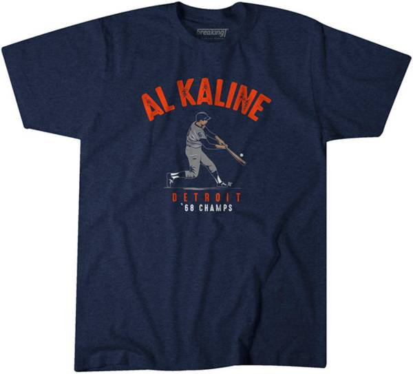 BreakingT Men's Al Kaline Navy T-Shirt product image
