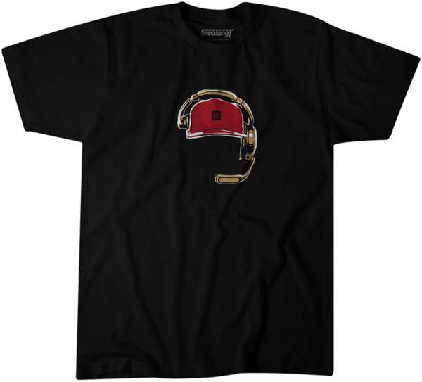 BreakingT Men's San Francisco Head Coach Black T-Shirt product image