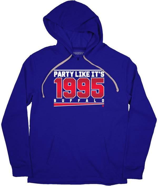 BreakingT Men's Party Like It's 1995 Pullover Hoodie product image