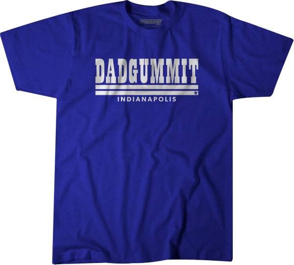 BreakingT Men's Dadgummit Indy Blue T-Shirt product image