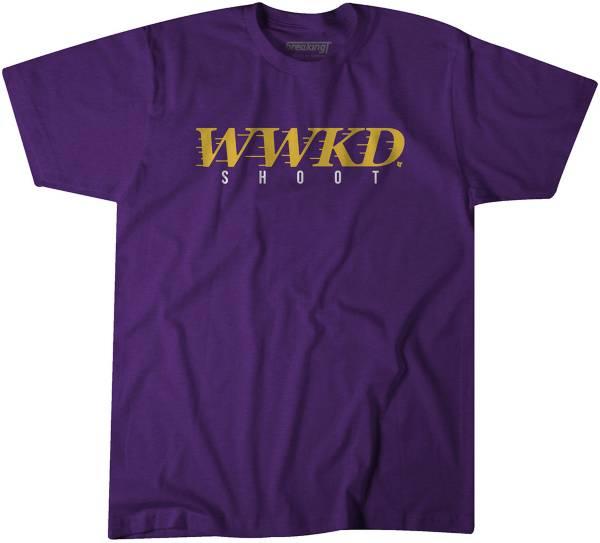 BreakingT Youth WWKD? Purple T-Shirt product image