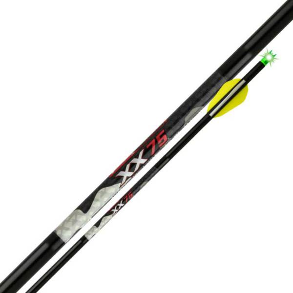 Wicked Ridge XX75 Lighted Crossbow Arrows – 3 Pack product image