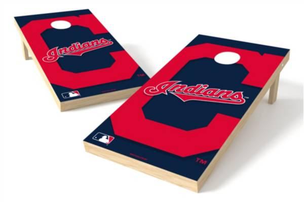 Wild Sports Cleveland Indians 2' x 4' Cornhole Board Set product image