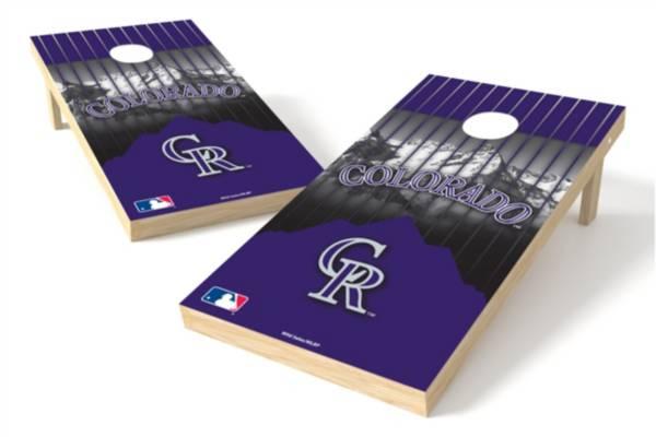 Wild Sports Colorado Rockies 2' x 4' Cornhole Board Set product image