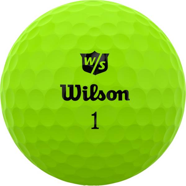 Wilson Staff 2020 Duo Soft Optix Green Golf Balls product image
