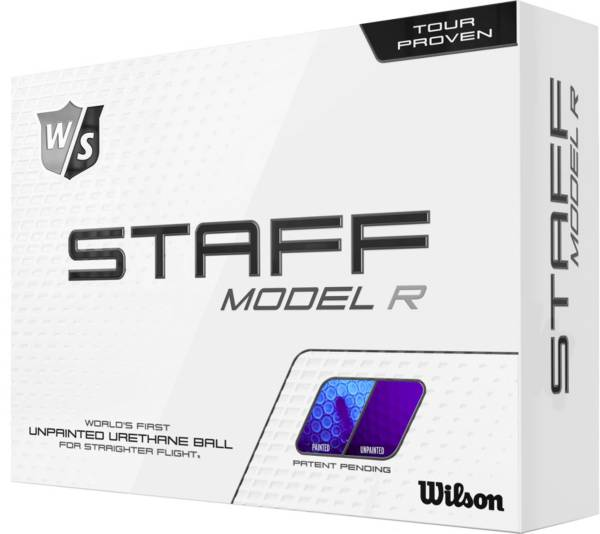 Wilson Staff Model R Golf Balls product image