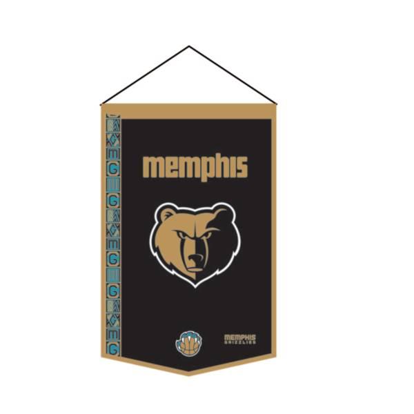Winning Streak Sports 2020-21 City Edition Memphis Grizzlies Premium Banner product image