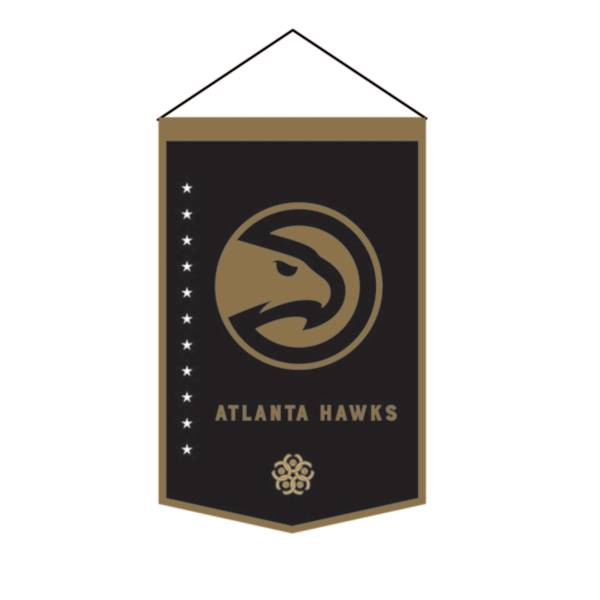 Winning Streak Sports 2020-21 City Edition Atlanta Hawks Premium Banner product image