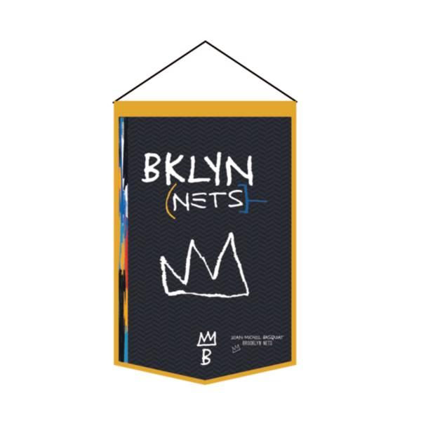 Winning Streak Sports 2020-21 City Edition Brooklyn Nets Premium Banner product image