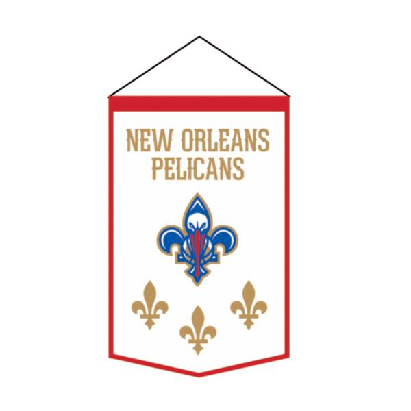 Winning Streak Sports 2020-21 City Edition New Orleans Pelicans Premium Banner product image