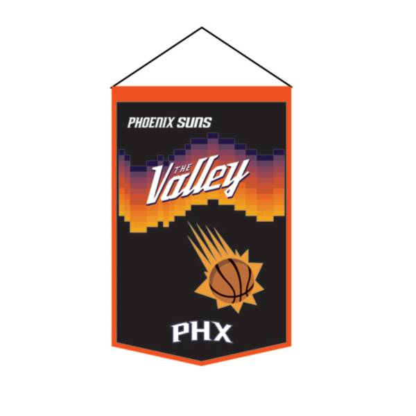 Winning Streak Sports 2020-21 City Edition Phoenix Suns Premium Banner product image