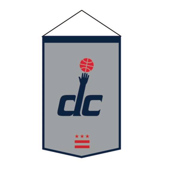 Winning Streak Sports 2020-21 City Edition Washington Wizards Premium Banner product image