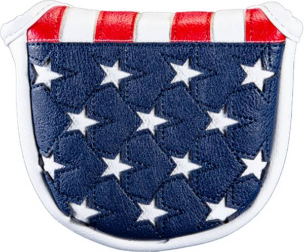 CMC Design Americana USA Flag Mallet Putter Headcover product image