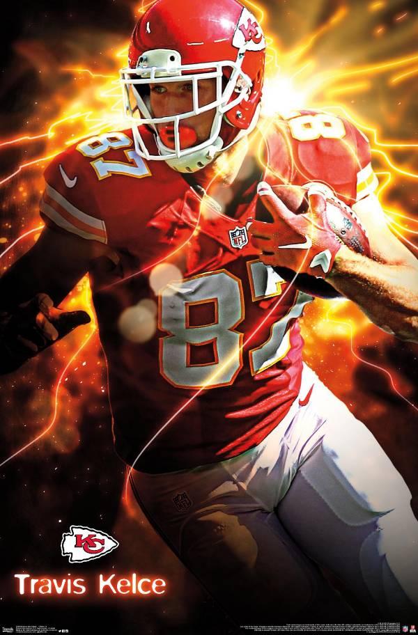 Trends International Kansas City Chiefs Travis Kelce Poster product image