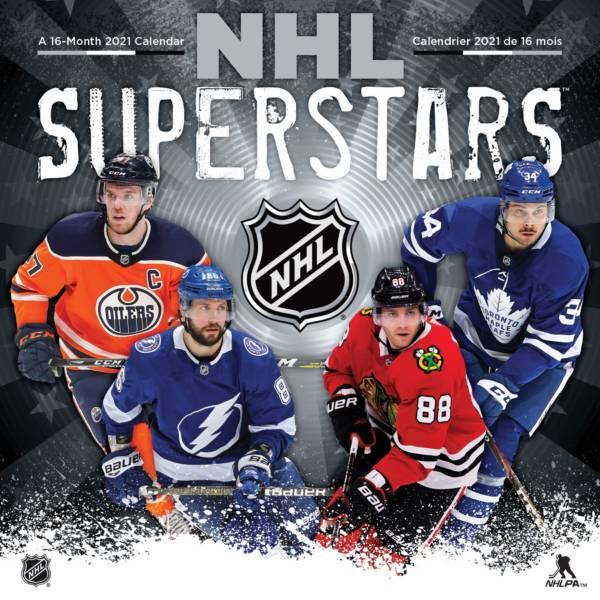 Trends International NHL Superstars Calendar product image