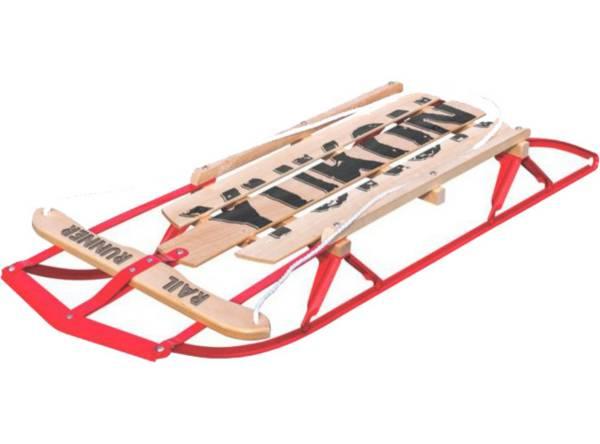 Yukon Charlies Rail Runner Wood Sled product image