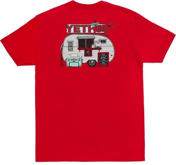 YETI Men's BBQ Trailer T-Shirt product image
