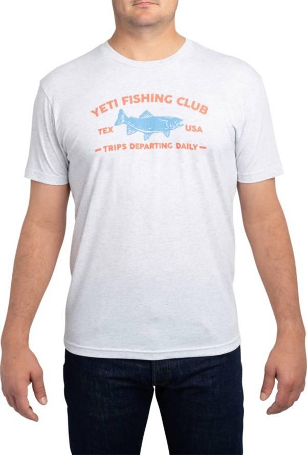 YETI Men's Fishing Club T-Shirt product image