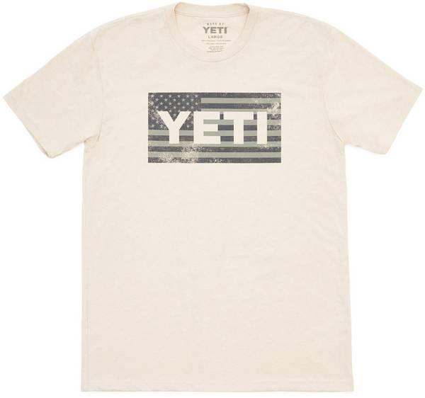 YETI Men's American Flag T-Shirt product image
