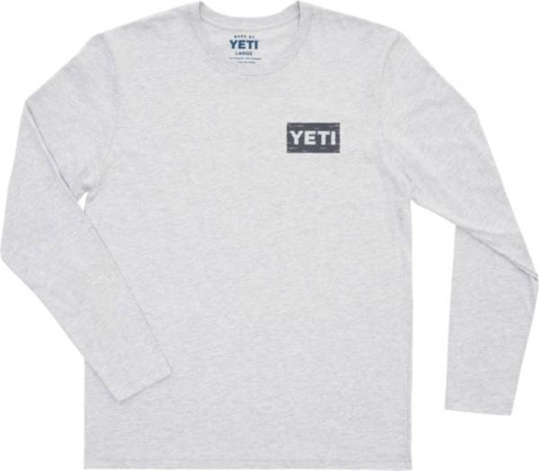 YETI Men's Ski Cabin Long Sleeve T-Shirt product image