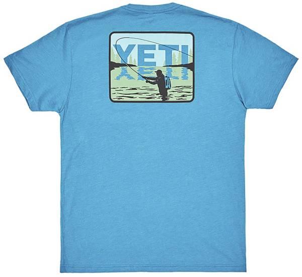 Yeti Men's Spey Cast Short Sleeve T-Shirt product image