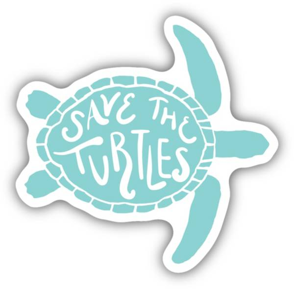 Stickers Northwest Save The Turtles Sticker product image